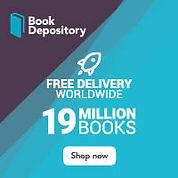 Book depository logo link banner
