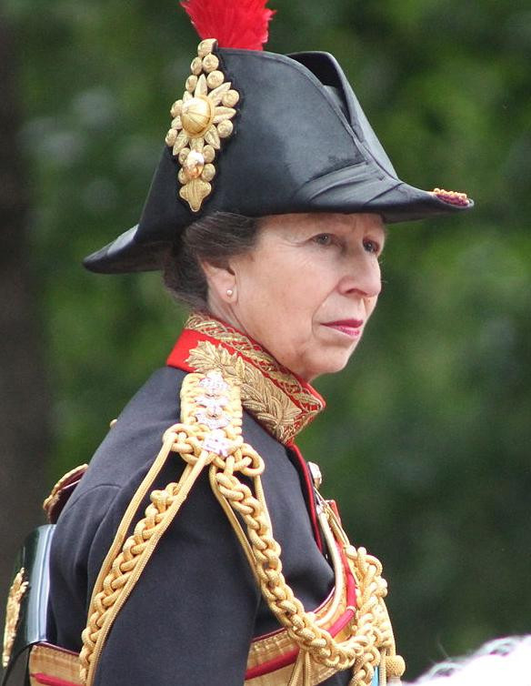Princess Anne, the Princess Royal is the only daughter of Queen Elizabeth II & Prince Philip