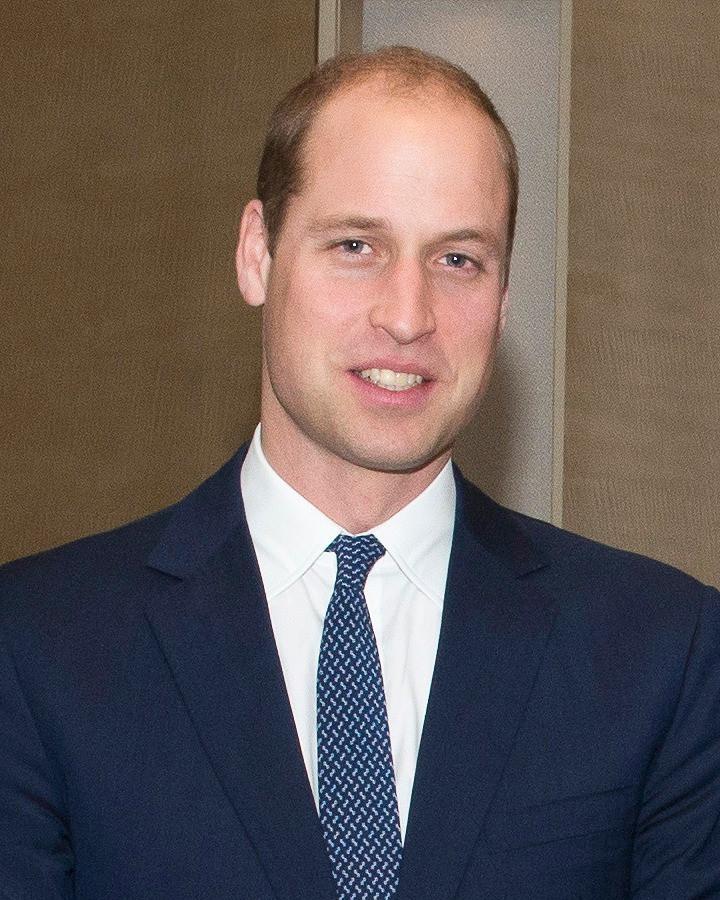 Prince William, Duke of Cambridge, in 2016