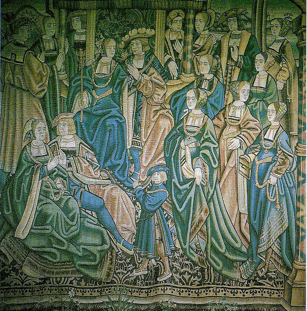 source - By UnknownUnknown author (Flemish Tapestry 100s of years ago [1]) [Public domain or Public domain], via Wikimedia Commons