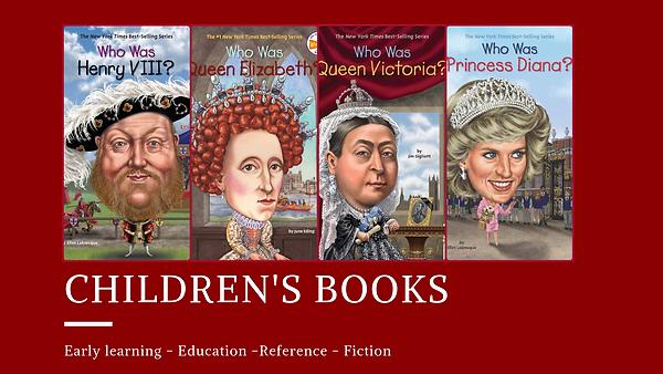 Children's books cover