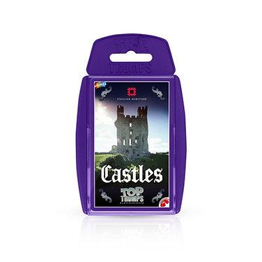 Castles Top Trumps