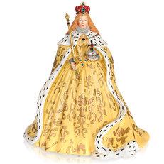 'The Coronation Of Queen Elizabeth I' Figurine By The Bradford Exchange