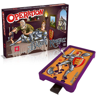 Brave Knight Operation board Game