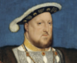 Henry VIII picture Facts page banner