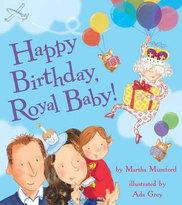 Happy Birthday Royal Baby