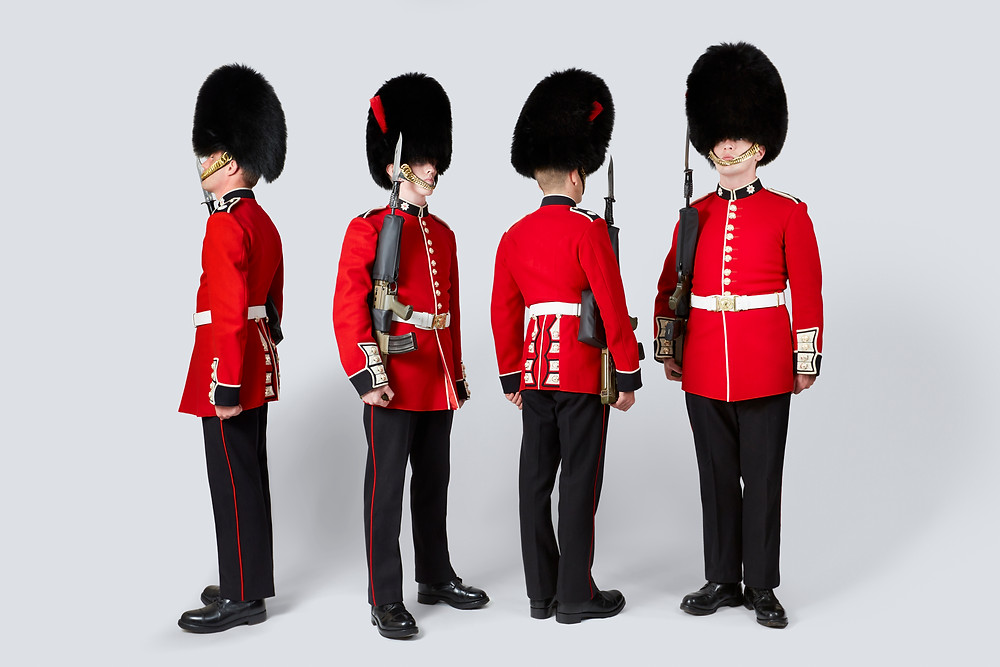 Coldstream Guards photography by Rory Lewis. British Army