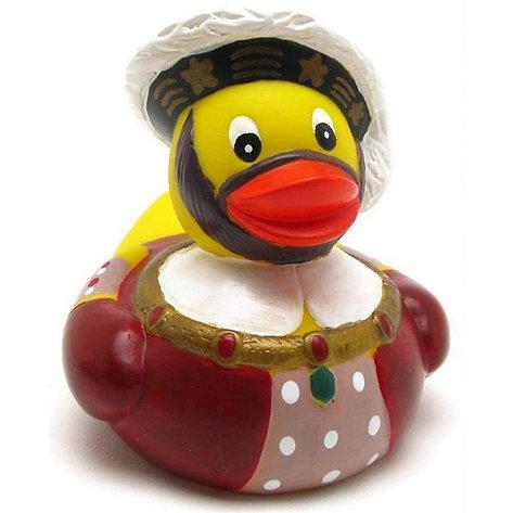 Henry VIII rubber duck