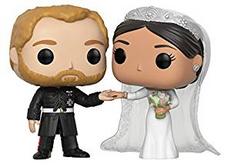 Harry & Meghan Royal Wedding funko pop