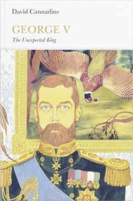 Penguin monarchs series - George V by David Cannadine