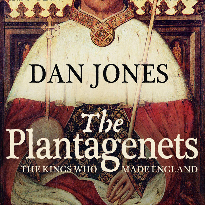 The Plantagenets : The Kings Who Made England by Dan Jones paperback book