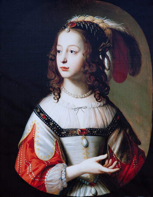 Sophia of Hanover, mother of George I By UnknownUnknown author [Public domain], via Wikimedia Commons