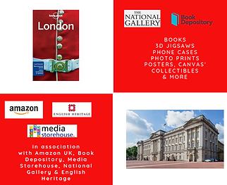 Londo Gift ideas, Buckingham palace