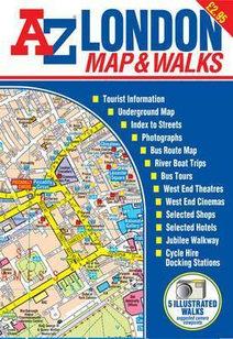 A-Z London Maps