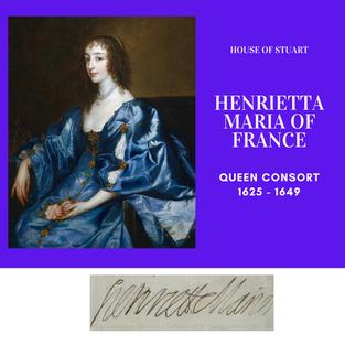 Henrietta Maria of France