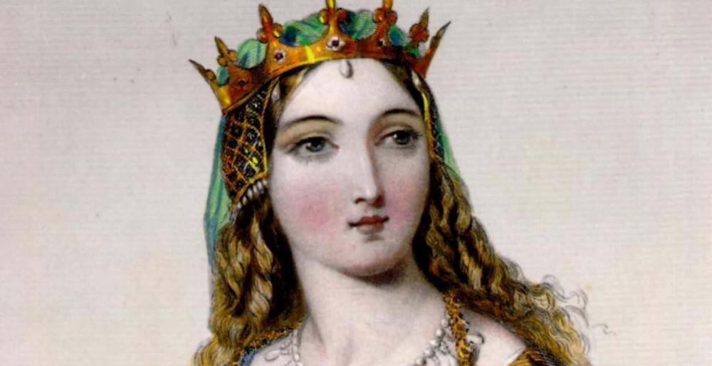Imagem de Jacquetta de Luzemburgo, Duquesa de Bedford e Condessa de Rivers.
