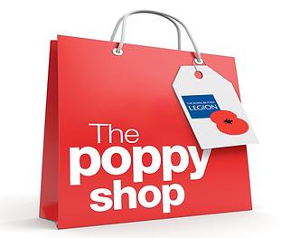 The Poppy Shop logo