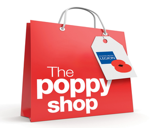 The Poppy Shop, online store of the Royal British Legion