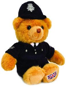 London policeman bear