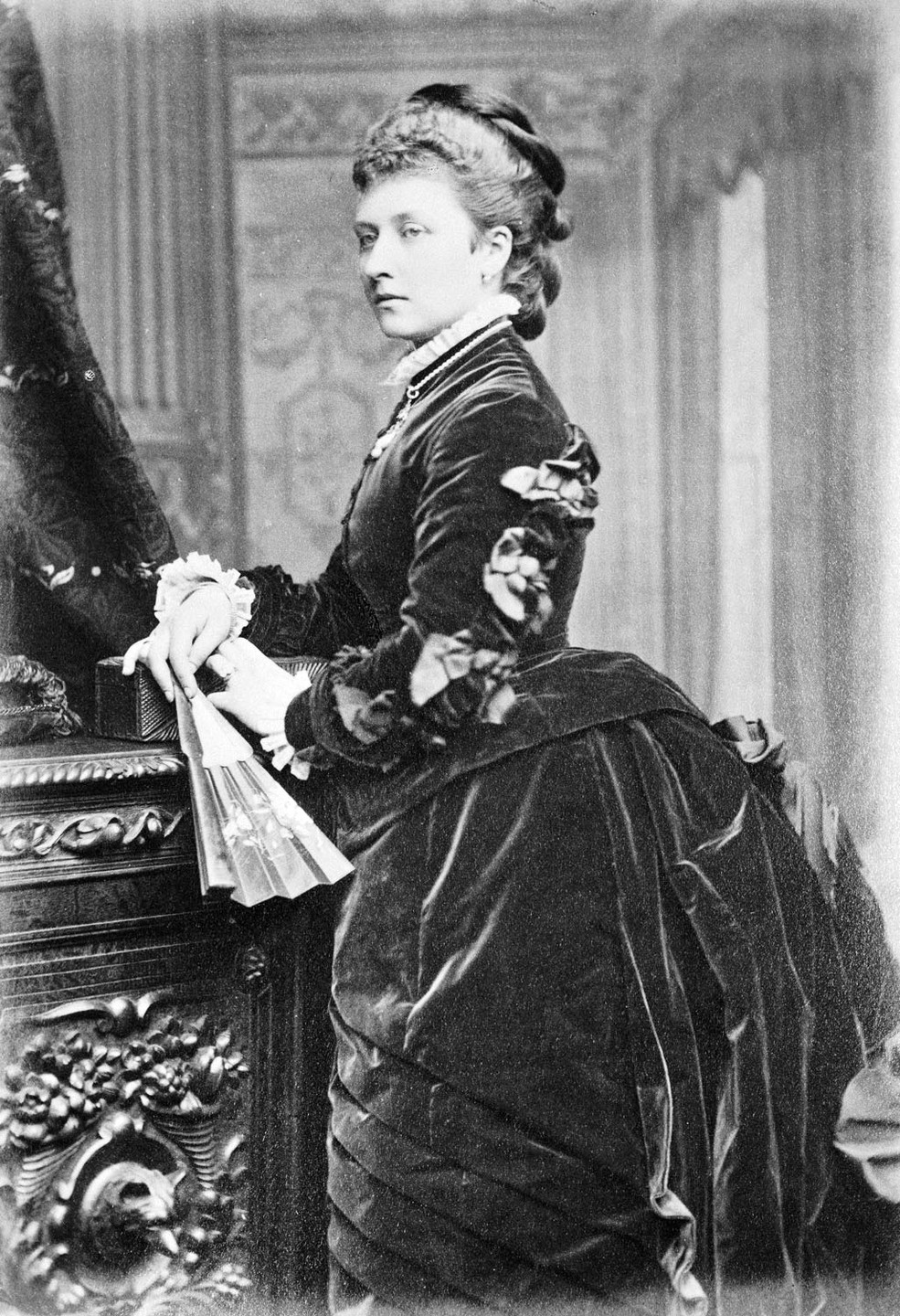 Princess Louise, daughter of Queen Victoria