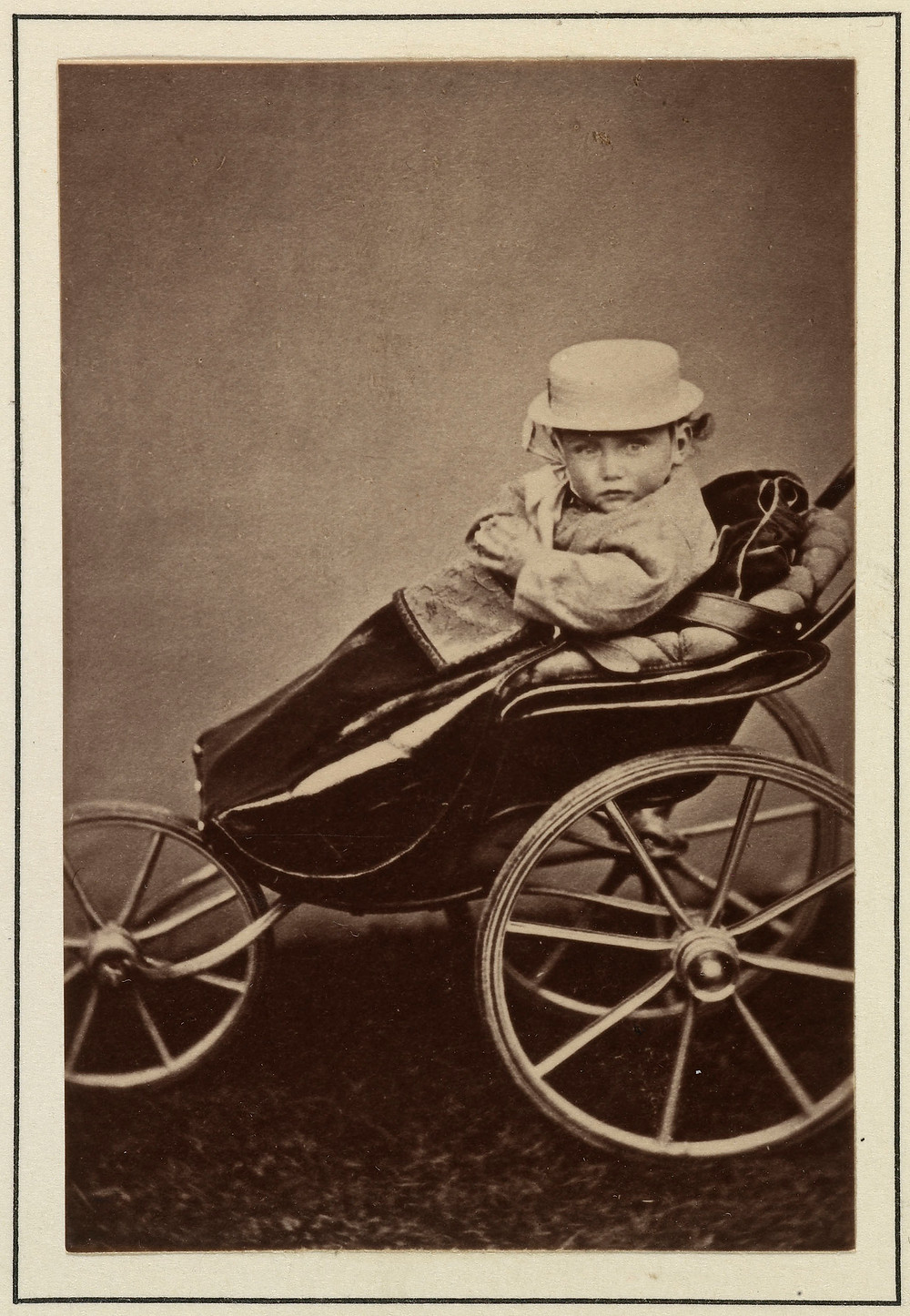 Prince Christian Victor, 1868 Royal Collection Trust/(c) Her Majesty Queen Elizabeth II 2018