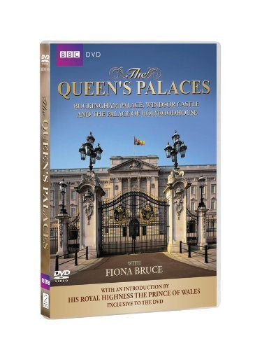 The Queen's Palaces BBC DVD
