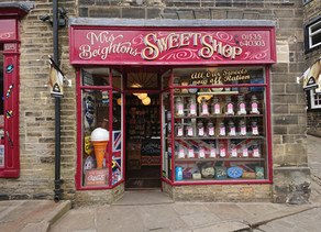 Places to visit - Haworth