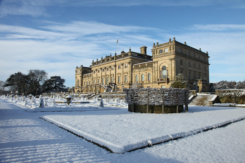 Photograph of Harewood House, North Yorkshire