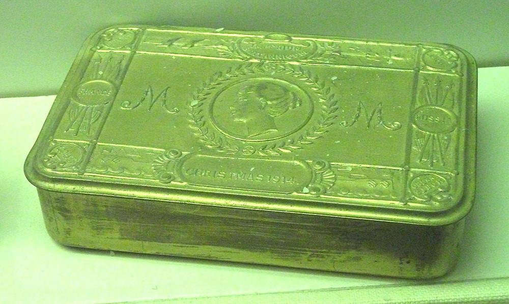 Princess Mary's Christmas tin