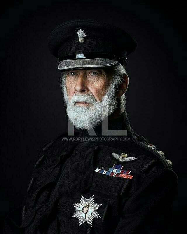 HRH Prince Michael of Kent photography by Rory Lewis