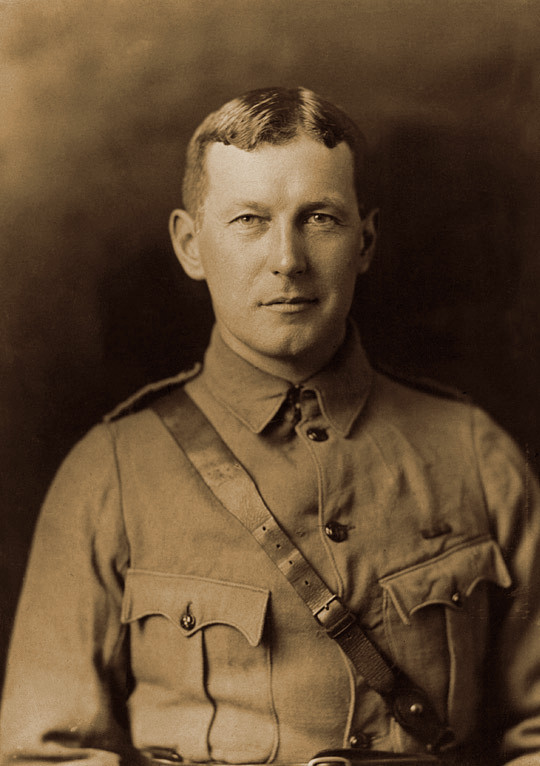 Lieutenant Colonel John McCrae, (November 30, 1872 – January 28, 1918) source: By William Notman and Son (Guelph Museums, Reference No. M968.354.1.2x) [Public domain or Public domain], via Wikimedia Commons