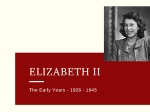The Queen - The Early years 1926 - 1945