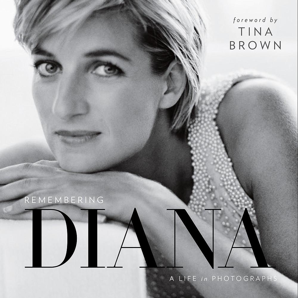 Remembering Diana hardback book