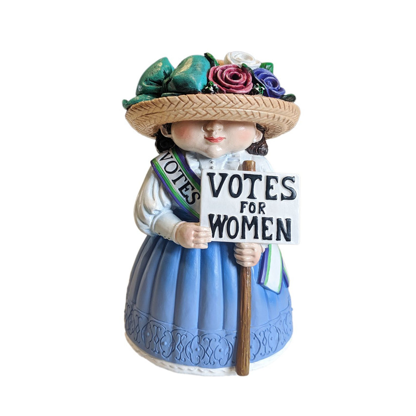 Suffragette mini me model by English Heritage Shop