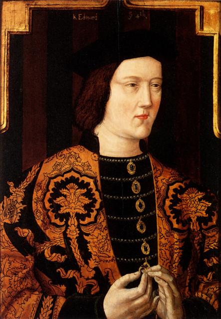 Edward IV, king of England