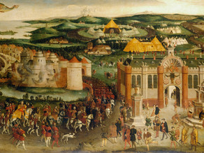 Field of the Cloth of Gold 1520