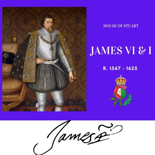 James VI & I