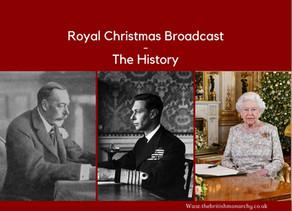 Christmas Broadcast - The History