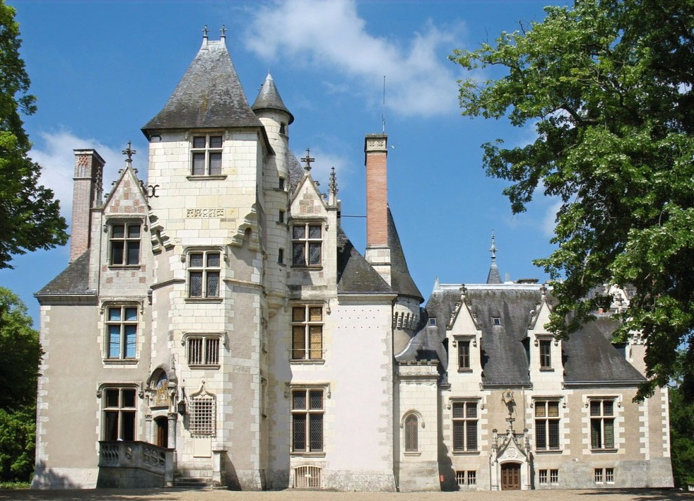 Château de Candé, Duke & Duchess of Windsor's wedding venue