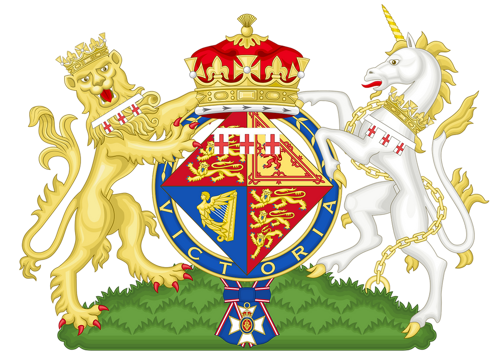 '''Coat of Arms of Mary, the Princess Royal and Countess of Harewood'''