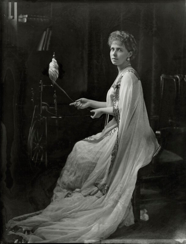 Marie in 1902. © National Portrait Gallery, London