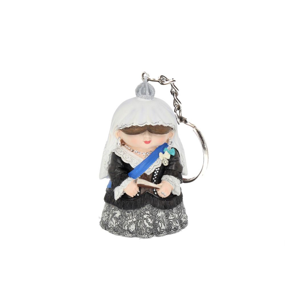 Mini Me Keyring Victoria at the English Heritage shop. Royal history