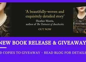 Giveaway 10x - The Governess by Wendy Holden