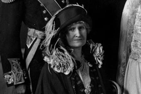 Cecilia Cavendish-Bentinck. The mother of Queen Elizabeth the Queen Mother