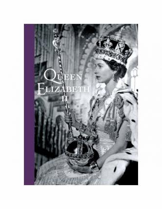 Queen Elizabeth II postcards