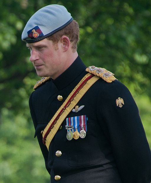 Prince_Harry_visits_the_Arlington_National_Cemetery.jpg: DVIDSderivative work: Surtsicna [CC BY 2.0 (https://creativecommons.org/licenses/by/2.0)], via Wikimedia Commons