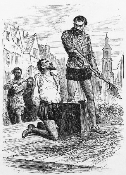 By From The Popular History of England: An Illustrated History of Society and Government from the Earliest Period to Our Own Times by Charles Knight. Illustrator does not appear to be credited. (NYPL Digital Gallery) [Public domain or Public domain], via Wikimedia Commons