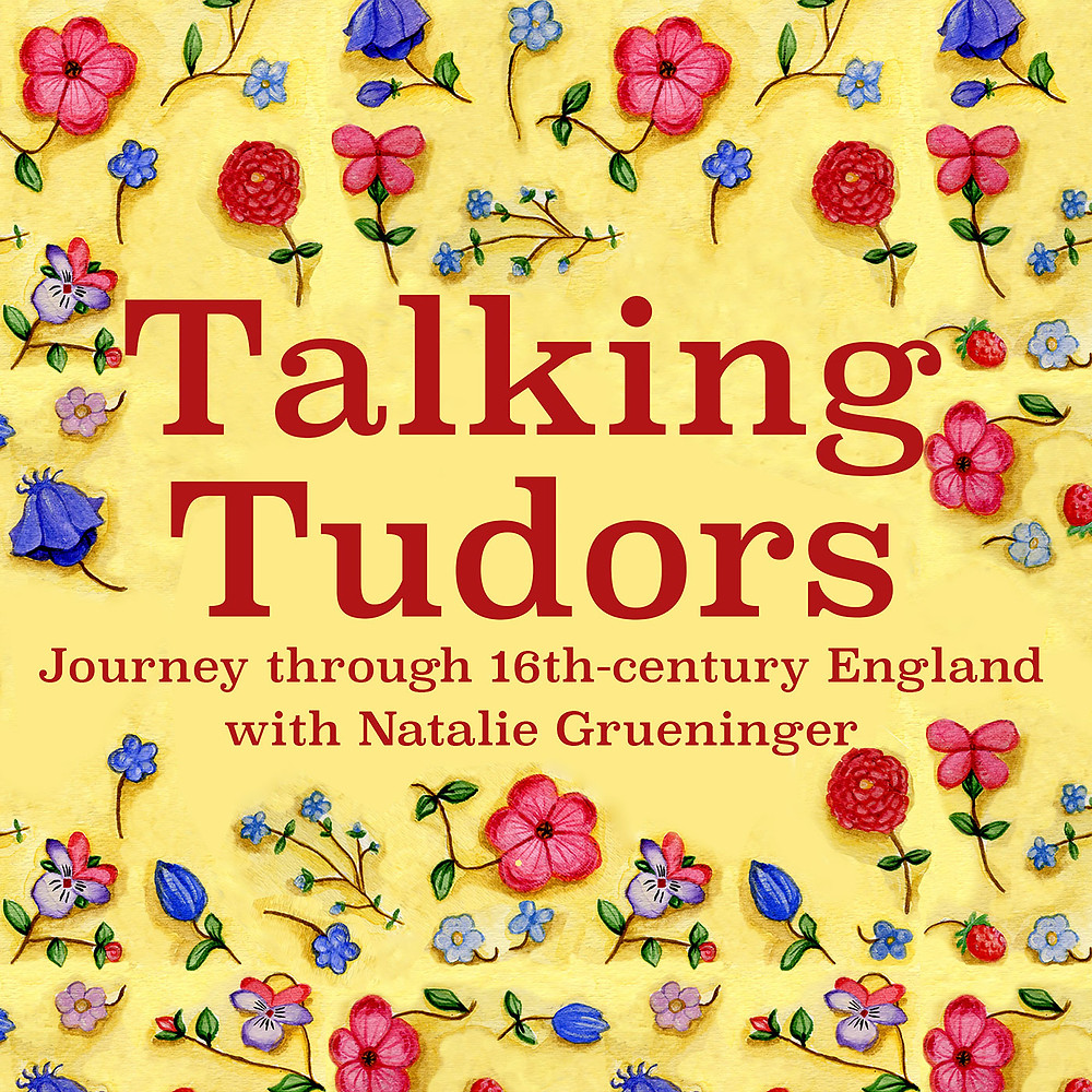 Banner link to the Talking Tudors podcast