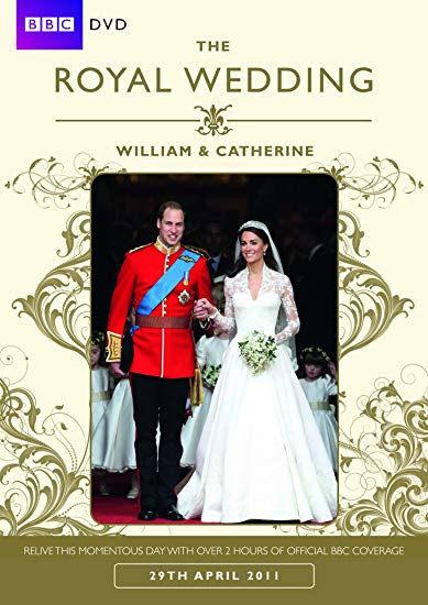 The Royal Wedding DVD