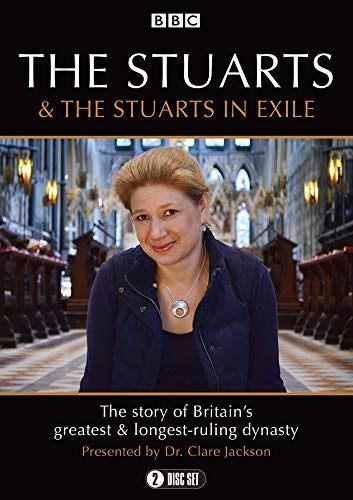 The Stuarts & The Stuarts in Exile [BBC] DVD